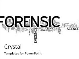 50 forensic psychology powerpoint templates w forensic psychology presentation theme with word cloud forensic background and a colored foreground toneelgroepblik Choice Image