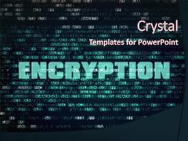 Top Encryption PowerPoint Templates, Backgrounds, Slides and