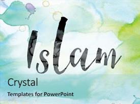 Beautiful Theme Featuring Islamic