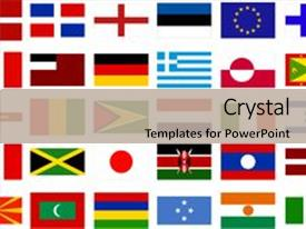 5000 world flags powerpoint templates w world flags themed backgrounds