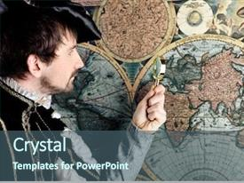 5000+ World History PowerPoint Templates w/ World History-Themed
