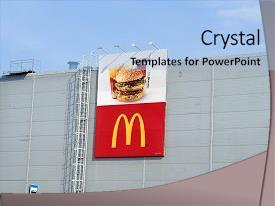 400 mcdonalds powerpoint templates w mcdonalds themed backgrounds