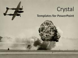 3000 World War 2 Powerpoint Templates W World War 2 Themed Backgrounds