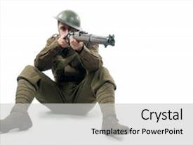 1000 british army powerpoint templates w british army themed cool new ppt theme with ww1 british army soldier backdrop and a light gray colored foreground toneelgroepblik Images