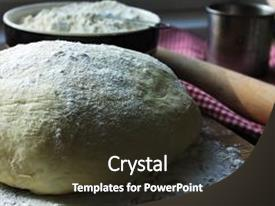 5000 yeast powerpoint templates w yeast themed backgrounds beautiful theme featuring dough for baking batter backdrop and a dark gray colored toneelgroepblik Gallery