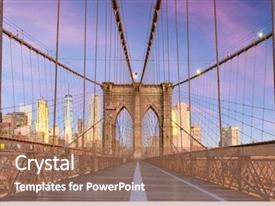 Bridge Powerpoint Templates W Bridge Themed Backgrounds
