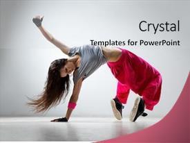 5000+ Beautiful Young Hip Hop Dancer PowerPoint Templates w