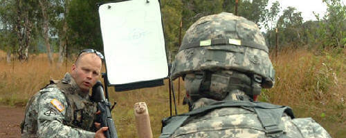 What is Sergeants Time Training?