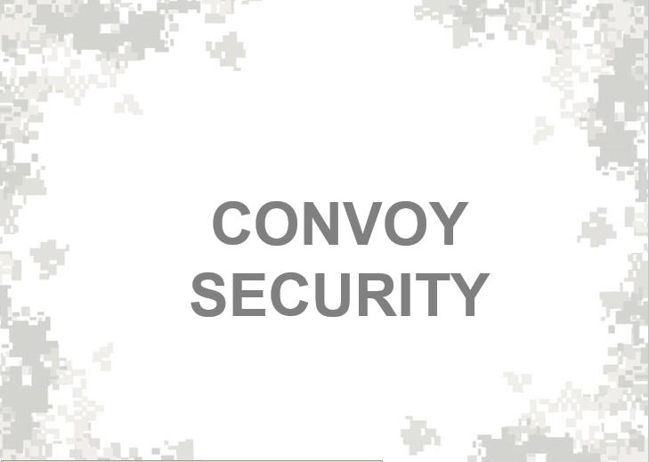 Convoy Security