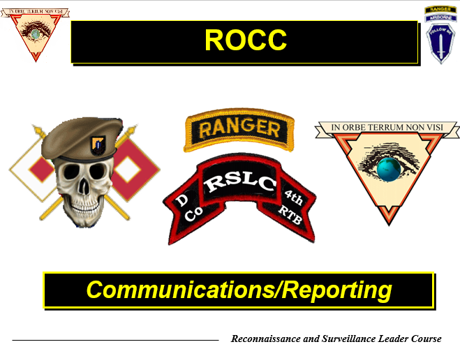 Tactical Communication Systems