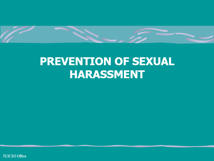 sexual harassment, Sexual Harassment/Assault Response and Prevention, PowerPoint Ranger, Pre-made Military PPT Classes, PowerPoint Ranger, Pre-made Military PPT Classes