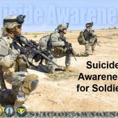 Suicide Awareness for Soldiers