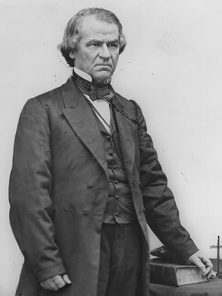 Andrew Johnson 17th U.S. President