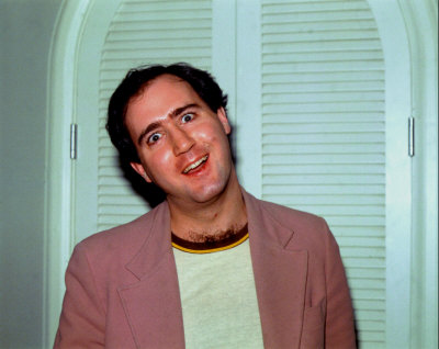 andy kaufman friendly world chords