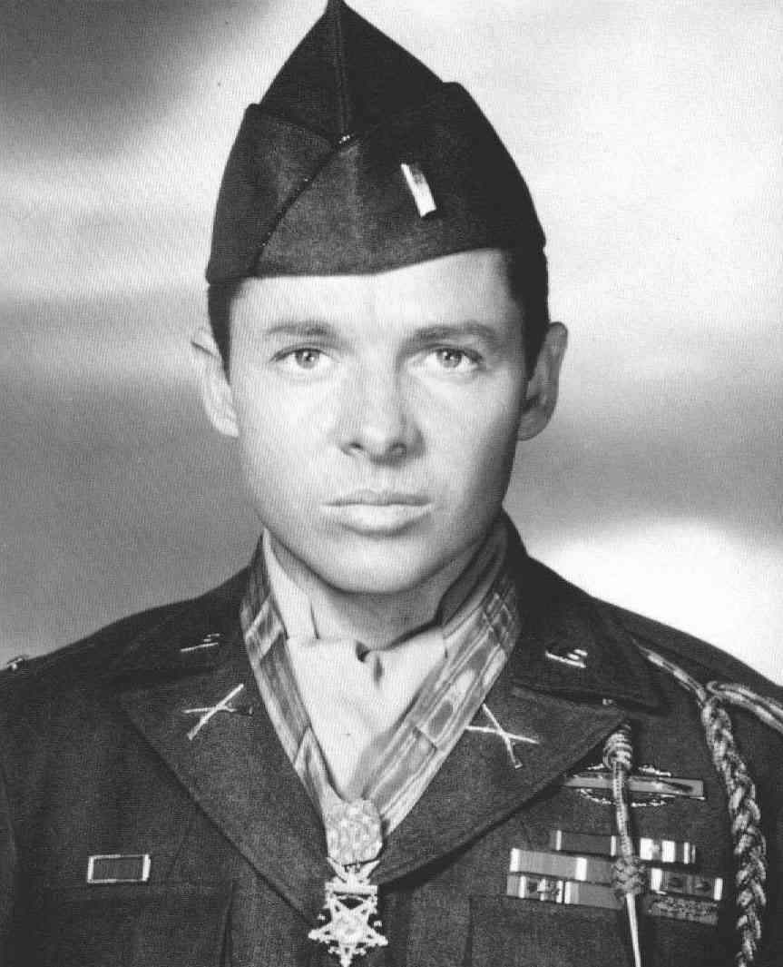 Audie Murphy  Decorated War Hero and Actor