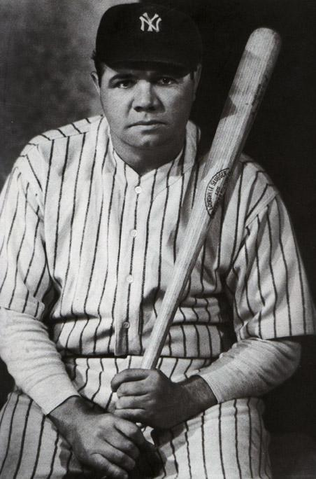 Babe Ruth Baseball Giant