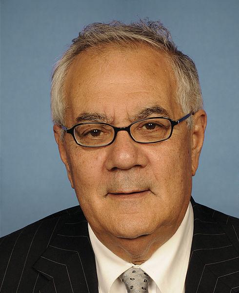 Barney Frank Massachusetts Congressperson