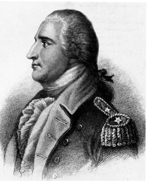 Benedict Arnold  General in Two Armies