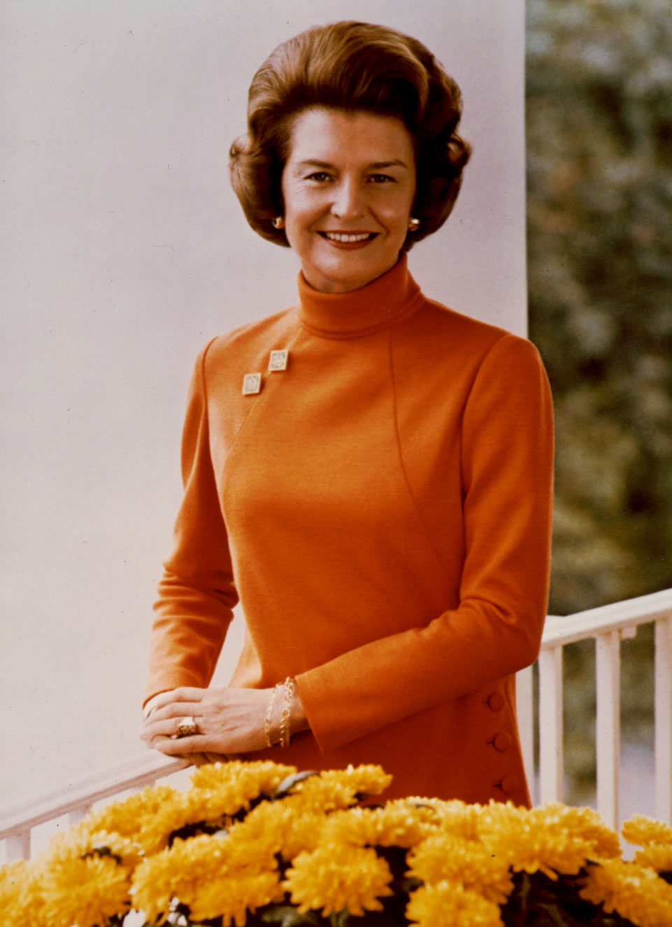 Betty Ford  Independent First Lady