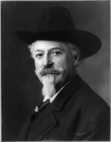 William Buffalo Bill Cody Wild West Showman