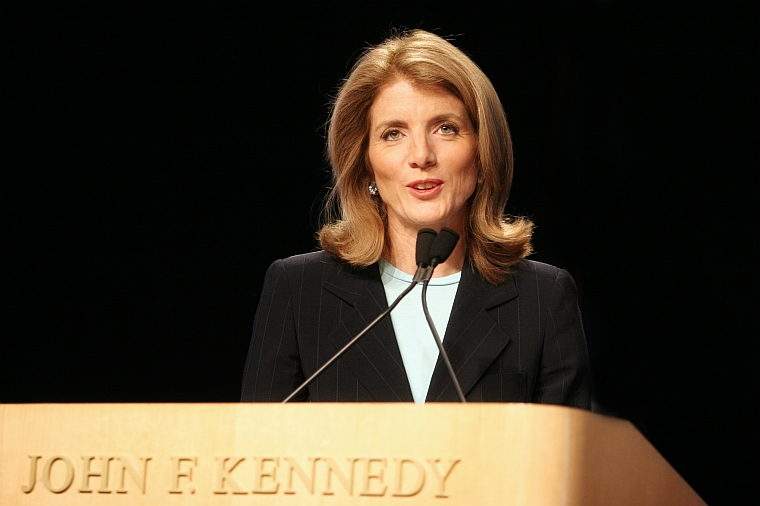 Caroline Kennedy American Royalty
