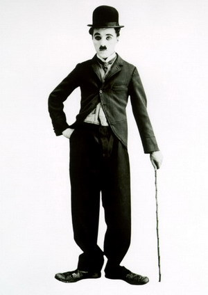 Charlie Chaplin Iconic Film Actor