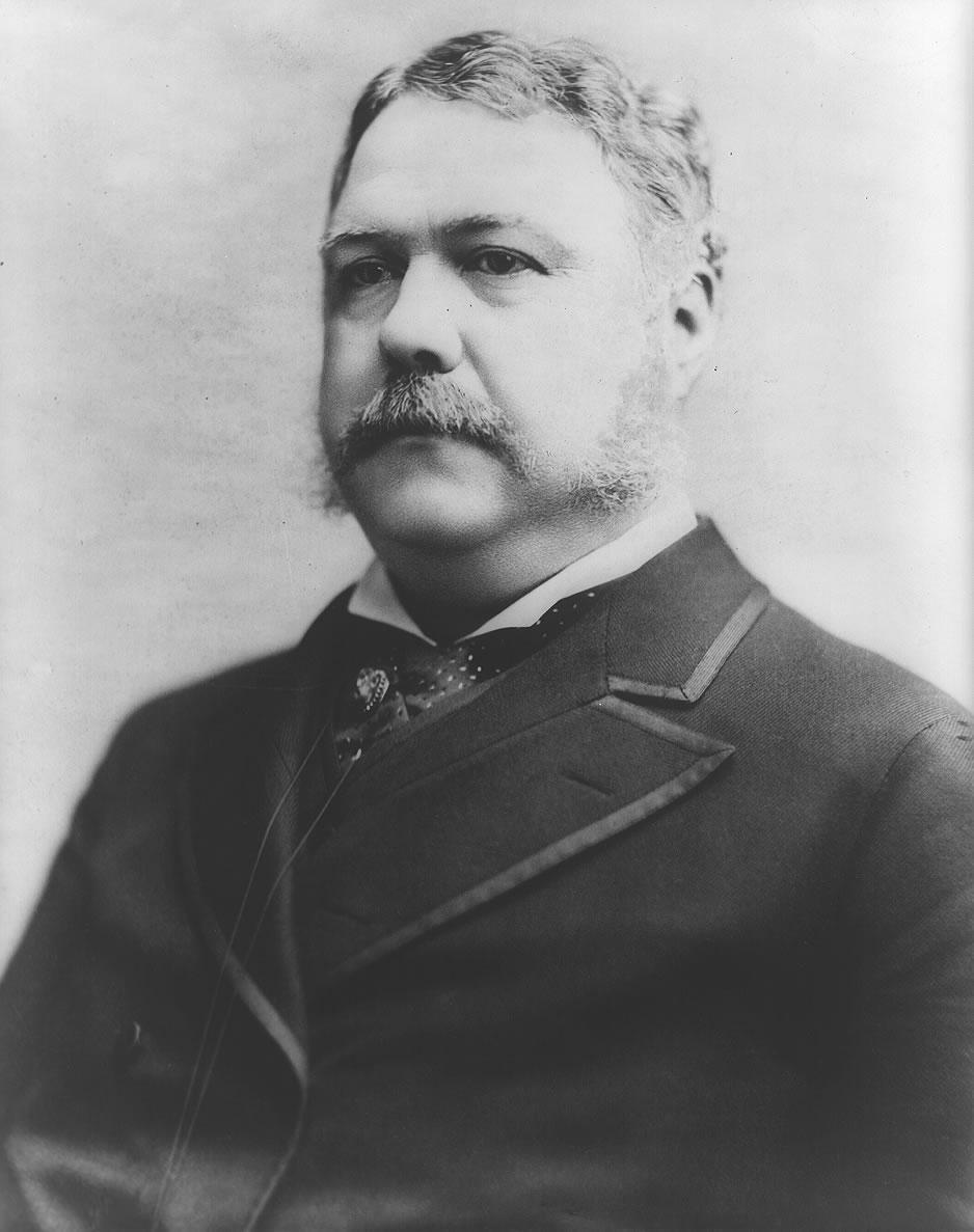 Chester A. Arthur 21st U.S. President