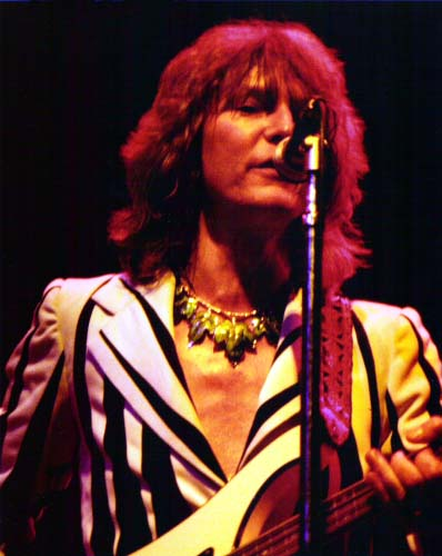 Chris Squire Bassist Extraordinaire