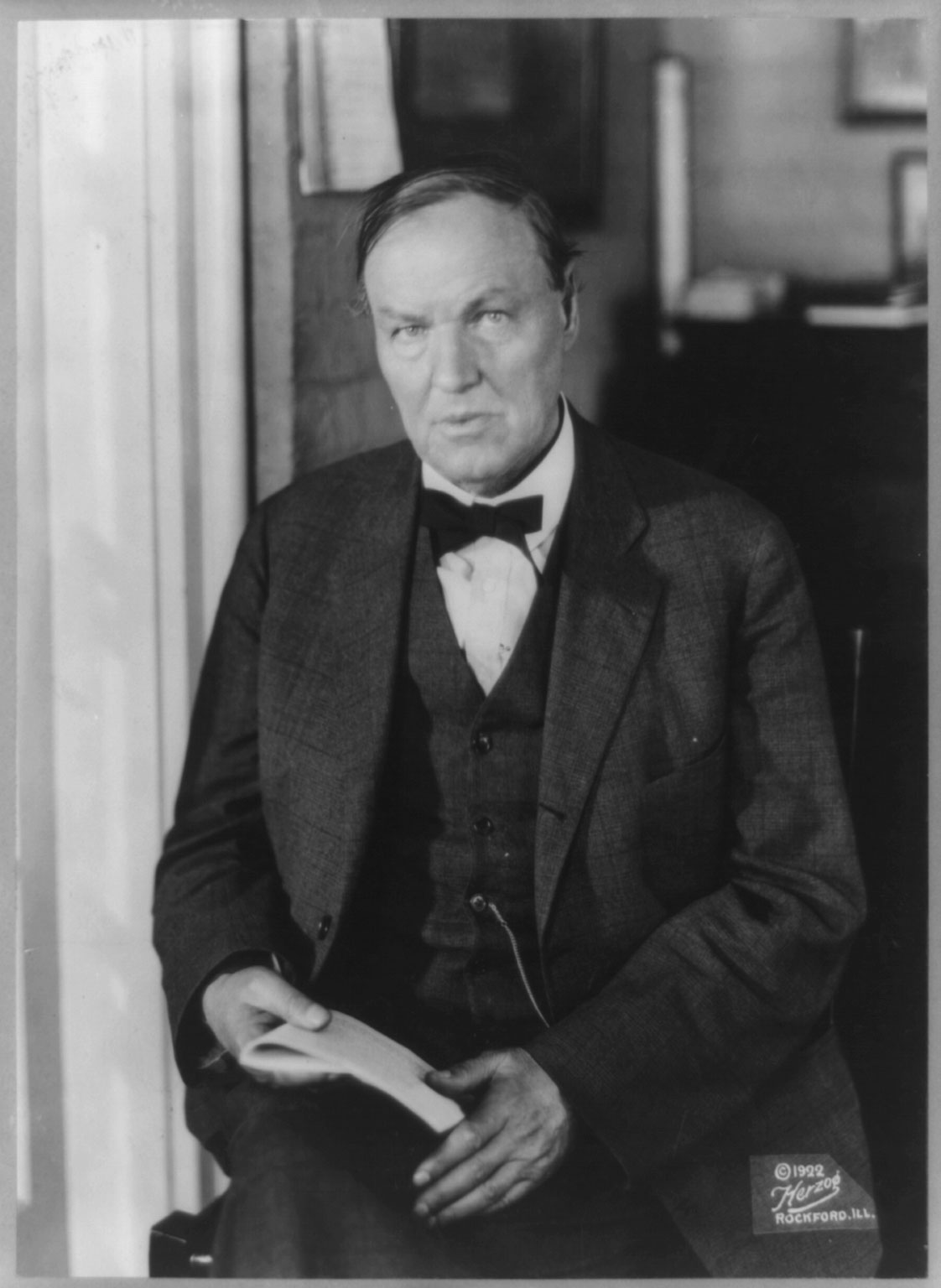 Clarence Darrow  Lawyer for the Underdog