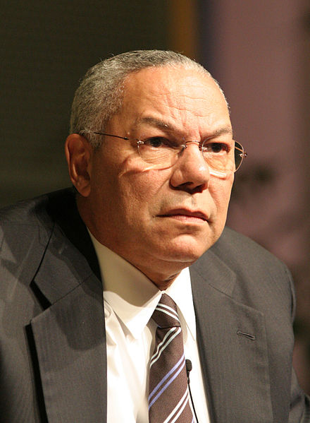 Colin Powell  The Reluctant Warrior