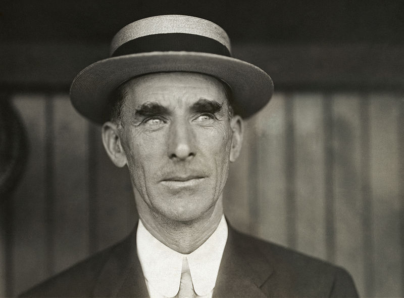 Connie Mack The Great one