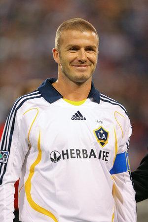David Beckham  Soccer Superstar