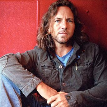 Eddie Vedder Great Musician