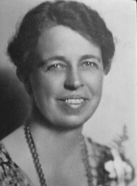 Eleanor Roosevelt  A Life of Melancholy