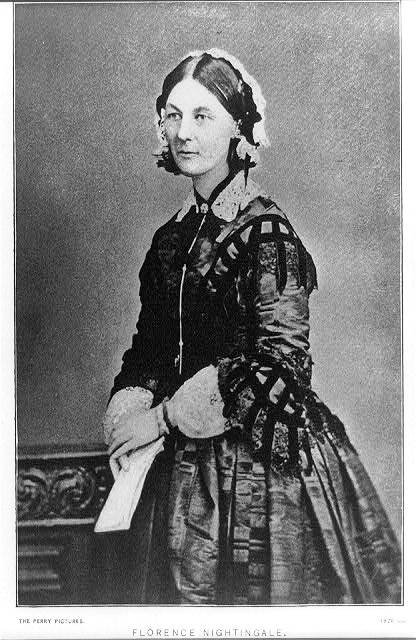 Florence Nightingale  Lady with the Lamp