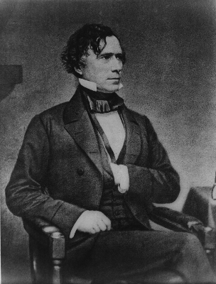 Franklin Pierce 14th U.S. President
