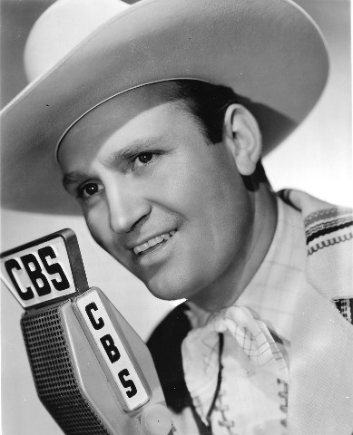 Gene Autry Cowboy Actor