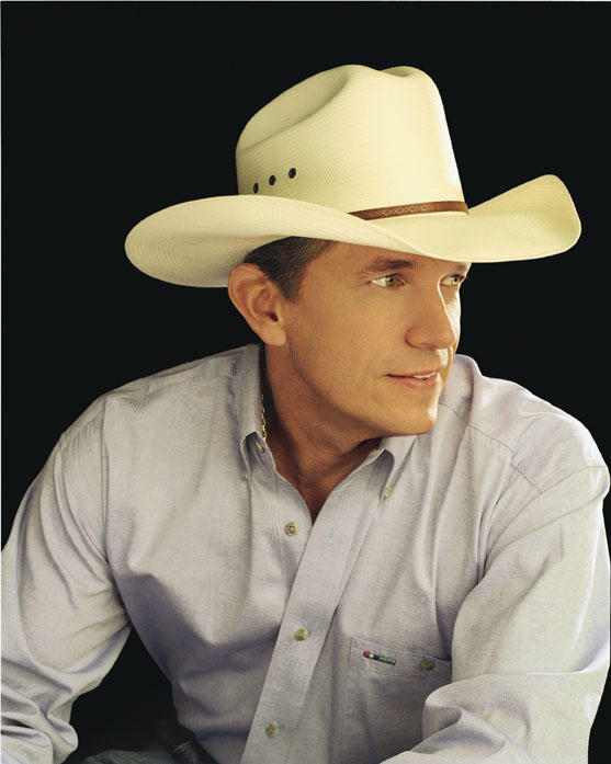 George Strait Country Music Star