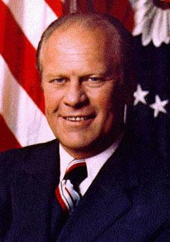 Gerald R. Ford 38th U.S. President
