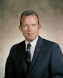Gordon Cooper American Astronaut