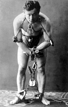 Harry Houdini Escape Artist