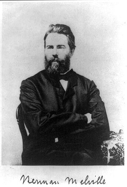 Herman Melville American Author and Sailor