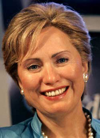 Hillary Clinton First Lady  Beyond