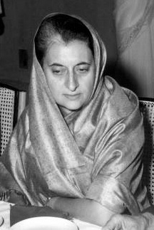 Indira Gandhi  First Female Prime Minister of India