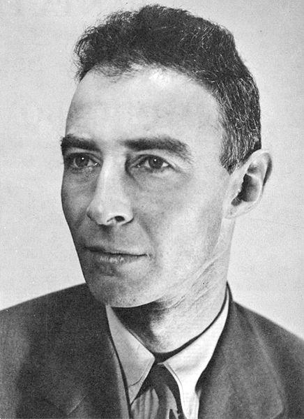 Julius Robert Oppenheimer  Manhattan Project Scientist