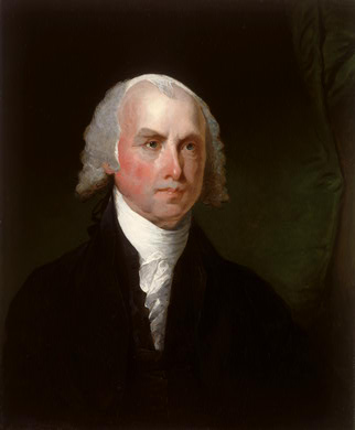 James Madison 4th U.S. President