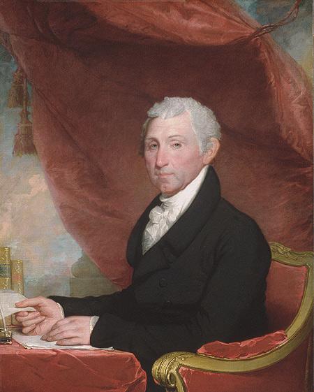James Monroe 5th U.S. President