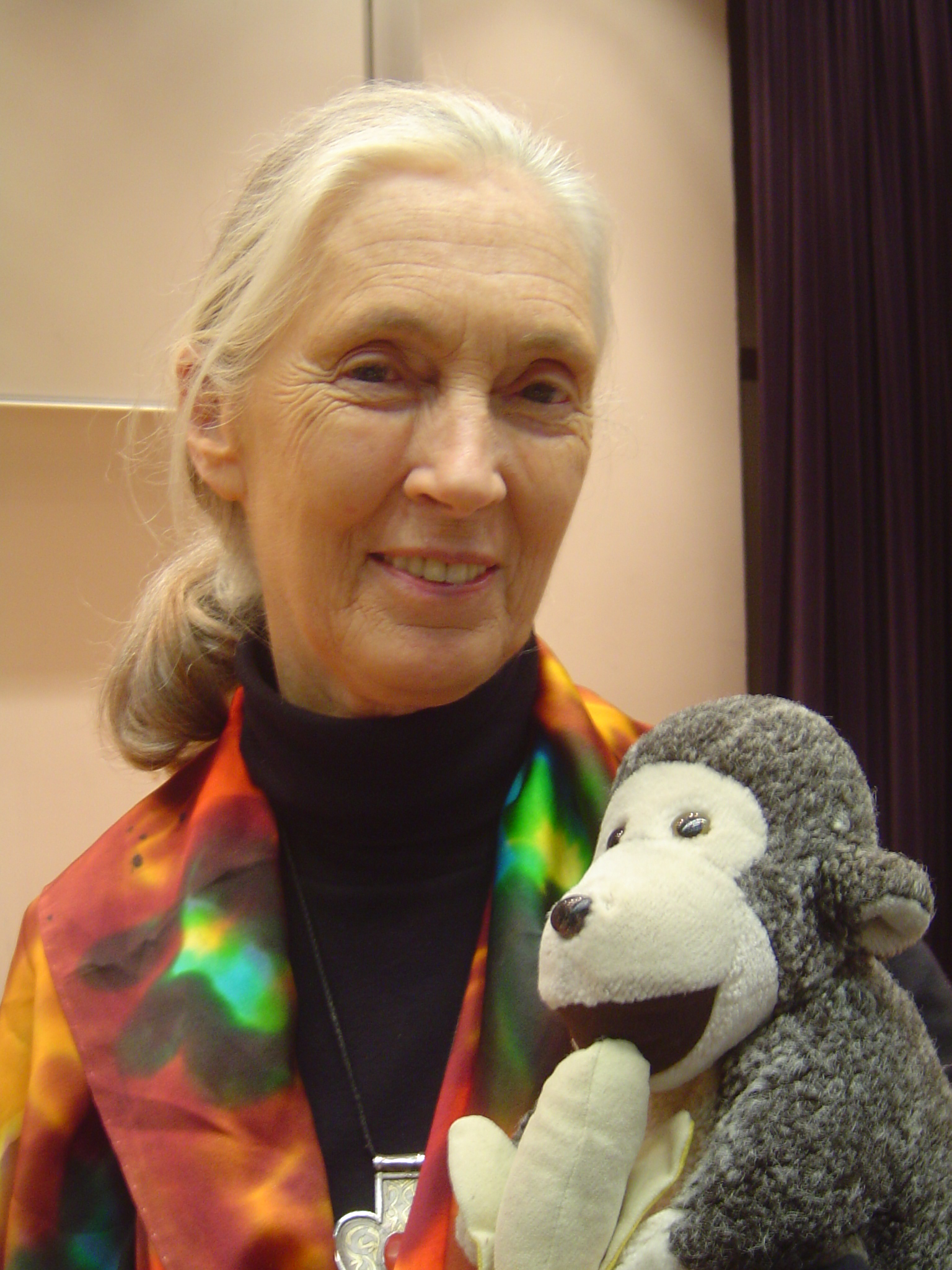 Jane Goodall A Friend to Chimpanzees