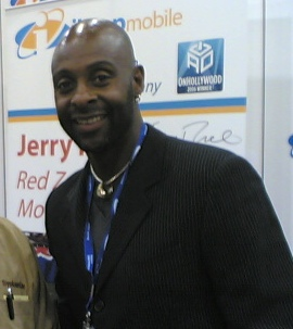 Jerry Rice Amazing Wide Reciever