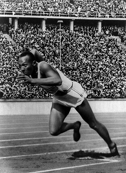 Jesse Owens  Great Sportsman and Humanitarian